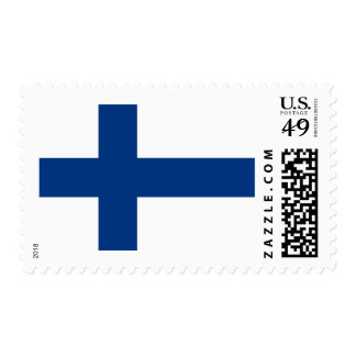 Flag of Finland Postage Stamps