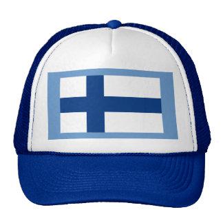 Flag of Finland Trucker Hat