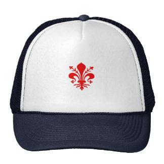 Flag of Florence Trucker Hat
