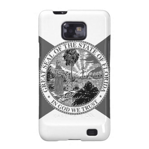 Flag of Florida Posterized Galaxy S2 Covers