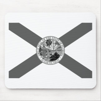 Flag of Florida Posterized Mouse Pad