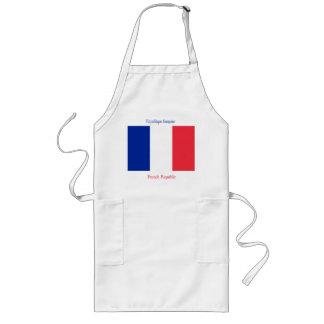Flag of France Apron
