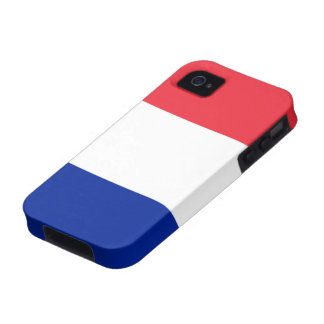 Flag of France iPhone 4/4S Case