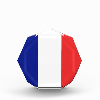 Flag of France French Tricolore Award