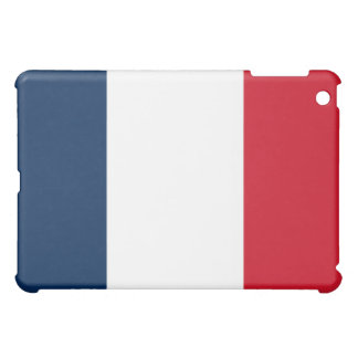 Flag of France Cover For The iPad Mini