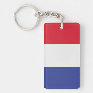 Flag of France Keychain