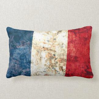Flag of France Lumbar Pillow
