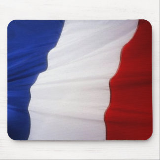 Flag of France Mouse Pad