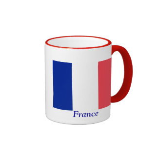 Flag of France Coffee Mug