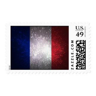 Flag of France Postage