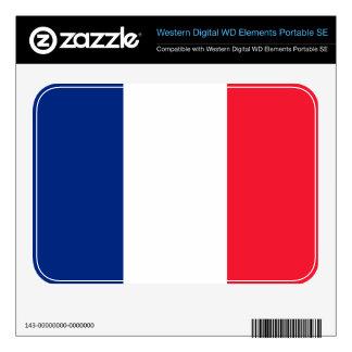 Flag of France WD Elements SE Skins