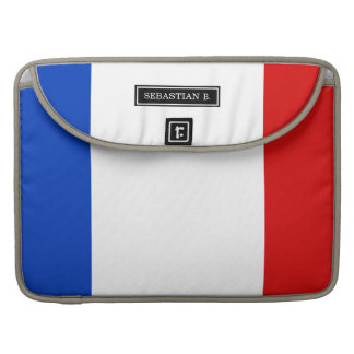 Flag of France Sleeve For MacBook Pro
