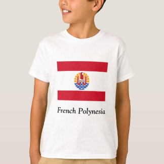 Flag of French Polynesia T-Shirt