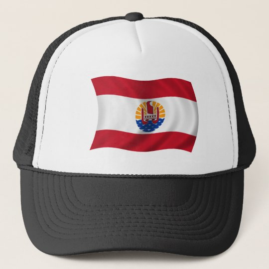 Flag of French Polynesia Trucker Hat