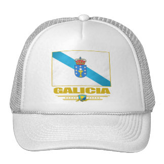 Flag of Galicia Trucker Hat