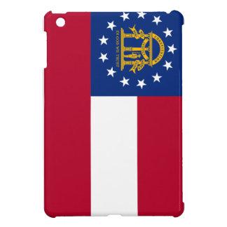 Flag of Georgia Cover For The iPad Mini