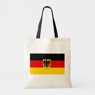 Flag of Germany Budget Tote Bag