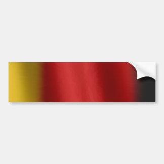Flag of Germany Bumper Sticker