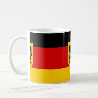 Flag of Germany - Bundesdienstflagge Mug