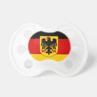 Flag of Germany - Bundesdienstflagge Pacifier