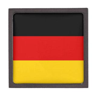 Flag of Germany - Bundesflagge und Handelsflagge Gift Box