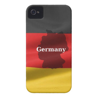 Flag of Germany Case-Mate iPhone 4 Cases