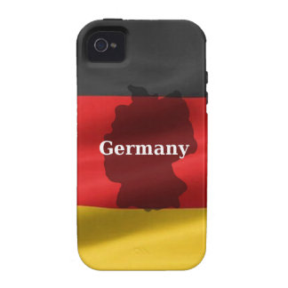 Flag of Germany iPhone 4 Cover