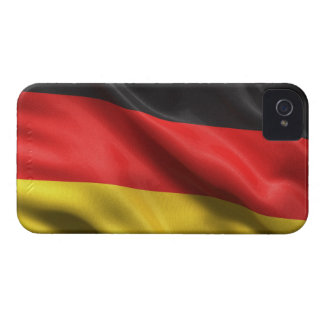 Flag of Germany Case-Mate iPhone 4 Case