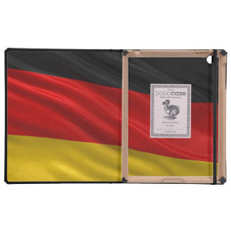 Flag of Germany Cases For iPad