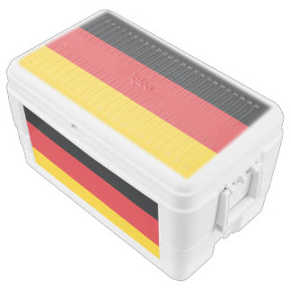 Flag of Germany Chest Cooler