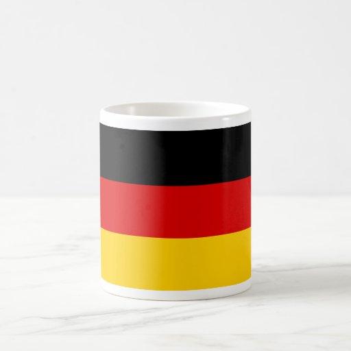 Flag of Germany Coffee Mugs