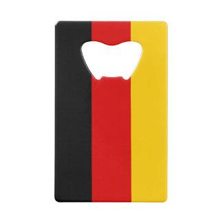 Flag of Germany Credit Card Bottle Opener
