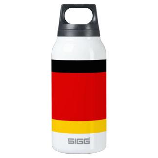 Flag of Germany Deutschland Insulated Water Bottle