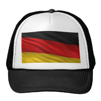 Flag of Germany Hats