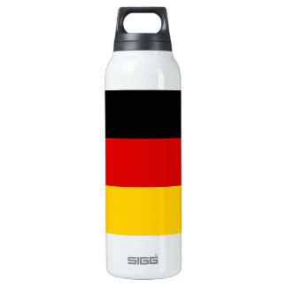 Flag of Germany Insulated Water Bottle