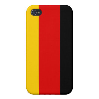 Flag of Germany iPhone 4 case