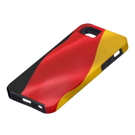Flag of Germany iPhone 5 Case