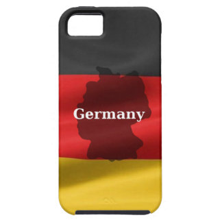 Flag of Germany iPhone SE/5/5s Case