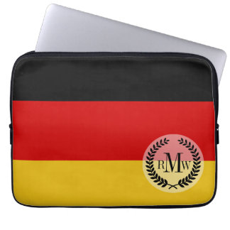 Flag of Germany Laptop Sleeve
