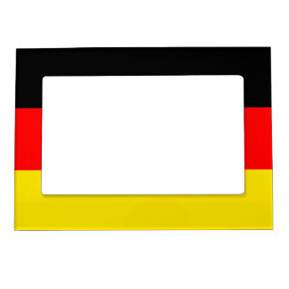 Flag of Germany Magnetic Photo Frame