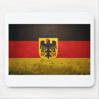 FLAG OF GERMANY. MOUSE PAD