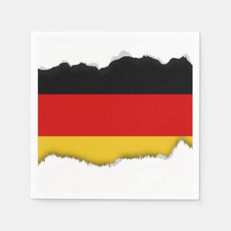 Flag of Germany Napkin