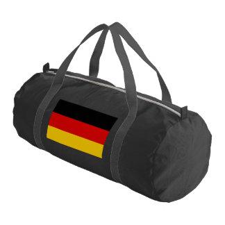 Flag of Germany or Deutschland Duffle Bag