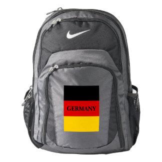 Flag of Germany or Deutschland Nike Backpack