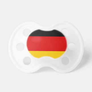 Flag of Germany Baby Pacifier