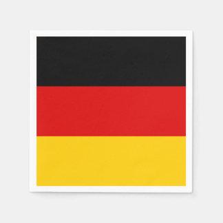 Flag of Germany Paper Napkins