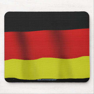 Flag of Germany Patriotic World Flags Mousepad