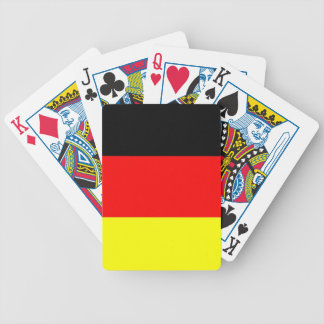 Flag of Germany Playing Cards