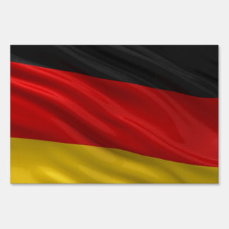 Flag of Germany Signs