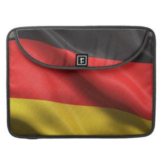 Flag of Germany Sleeves For MacBooks